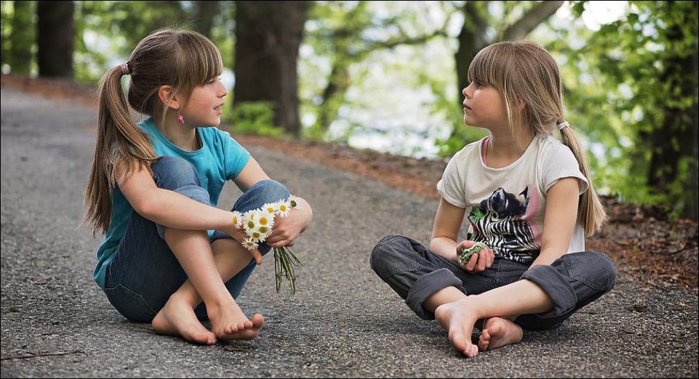 Lo sviluppo del linguaggio nei bambini
